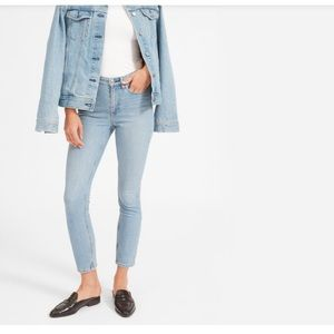 The High-Rise Skinny Jean